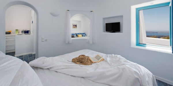 Lux166 1 bed apartment imerovigli